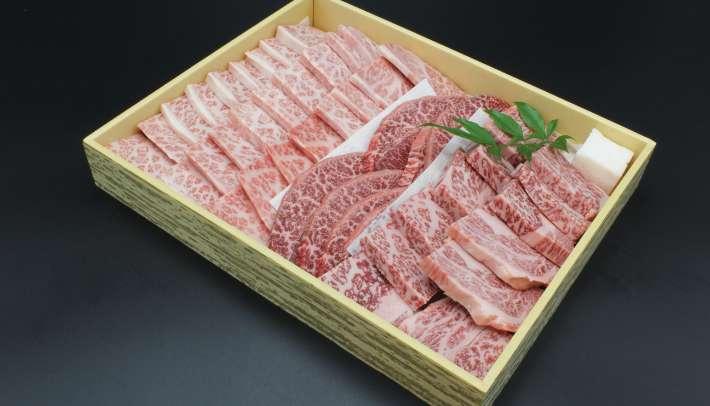 焼き肉セット 松
