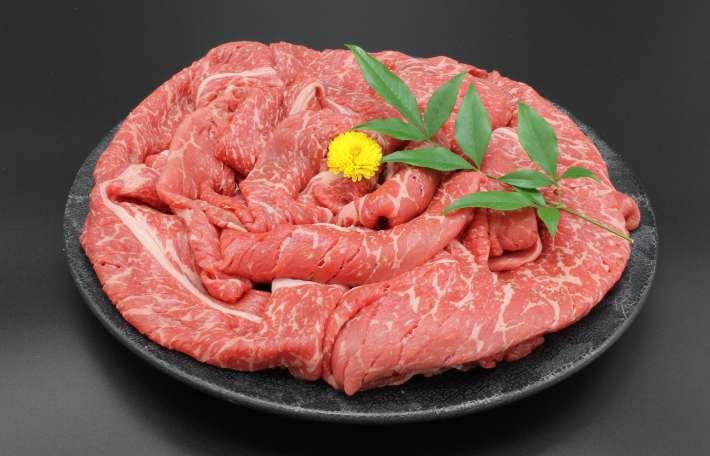 国産牛上モモ肉